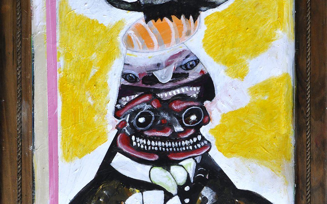 "2016 ""Self Portrait of the Artist as Vincent van Gogh"""